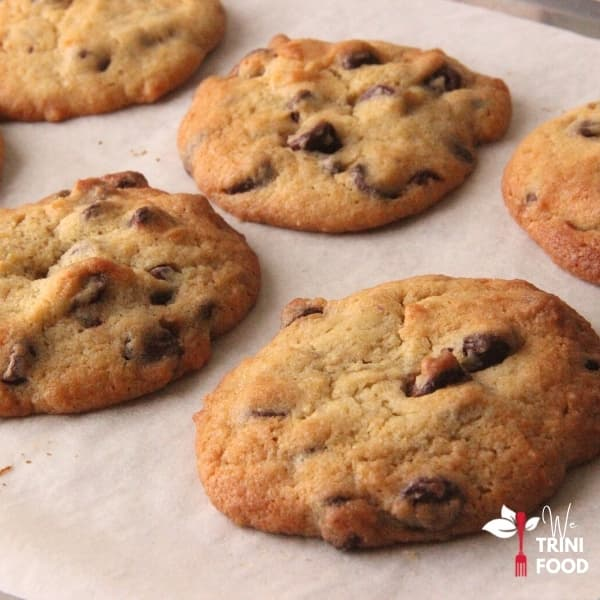 chocolate chip cookies recipe featured image