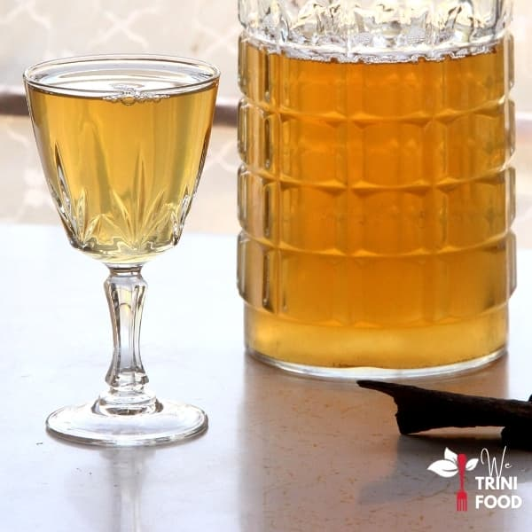 mauby drink recipe featured image