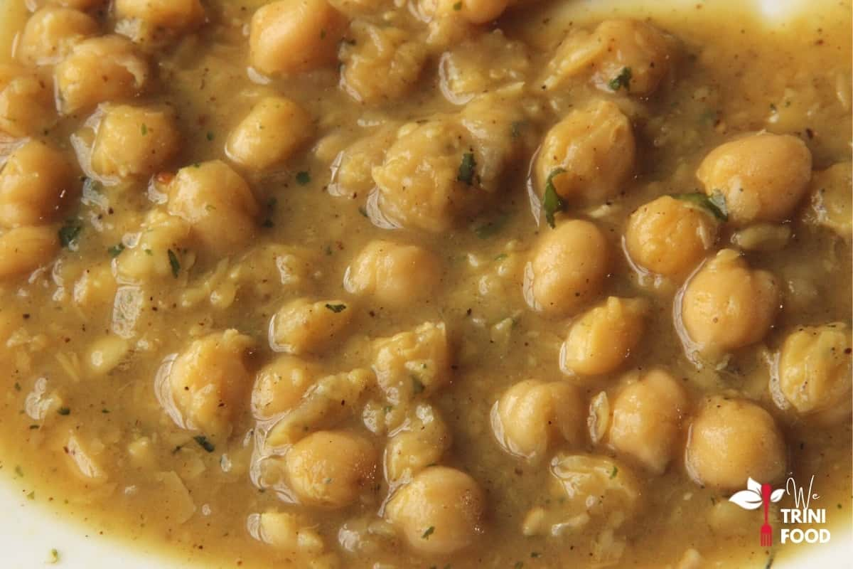 finished doubles channa
